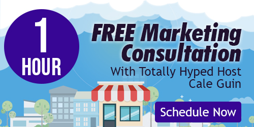 Free small business marketing consultation