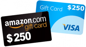 free marketing advice could win $250 gift card