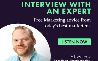 The Best B2B Advertising Solution with AJ Wilcox