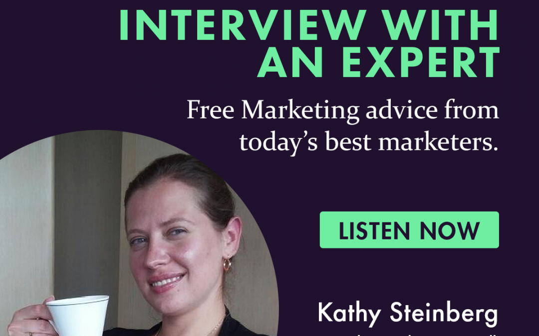 Market Research with Kathy Steinberg of Harris Poll