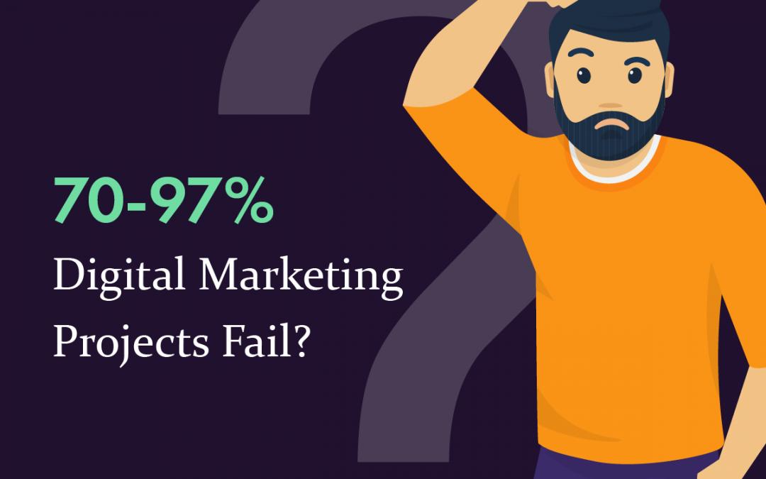 Why Your Digital Marketing Efforts Fail
